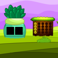 G2L Flower Land Escape Html5 game