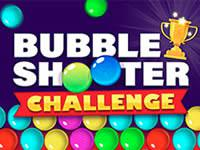 Bubble Shooter Challenge game
