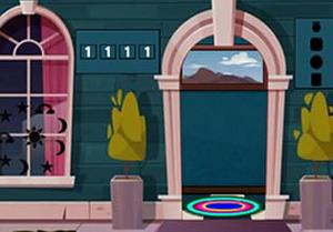 Find The Ring From Toon House game