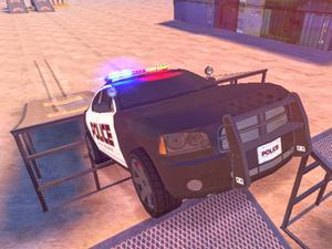 play Police Drift & Stunt