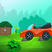 G2M Orange Car Rescue Html5 game