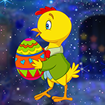 Sprightly Chick Escape game