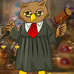 play Spirited Lawyer Owl Escape