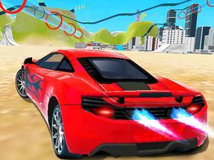 play Mega City Racing