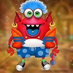 play Amiable Monster Escape