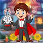 play Experienced Magician Escape