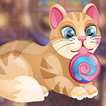 play Lovely Benevolent Cat Escape