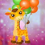 play Elastic Giraffe Escape