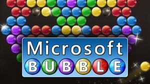 play Microsoft Bubble