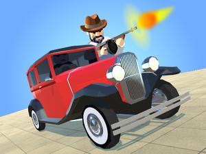 play Merge Mafia Cars