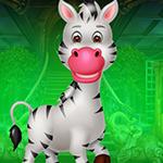 play Dainty Zebra Escape