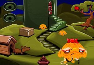 play Monkey Go Happy - Stage 535