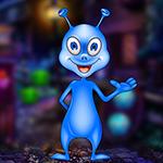 play Meanness Blue Alien Escape
