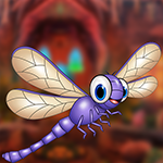 play Enchanting Dragonfly Escape