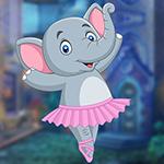play Dazzling Ballet Elephant Escape