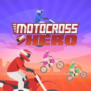 play Motocross Hero