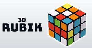 play 3D Rubik