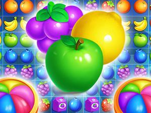 play Fruit Swipe Mania