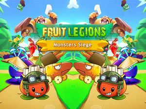 play Fruit Legions: Monsters Siege