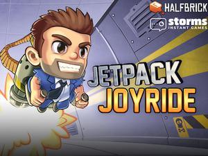 play Jetpack Joyride