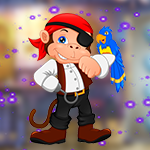 play Pirate Monkey Escape