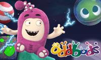 play Oddbods: Sticky Tacky