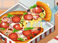 play Yummy Super Pizza