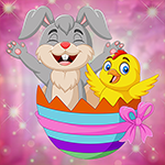 play Chick And Easter Escape