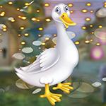 play Glad White Duck Escape