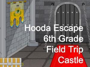 play Hooda Escape 6Th Grade Field Trip Castle