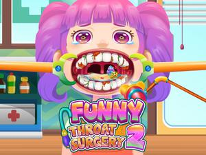play Funny Throat Surgery 2