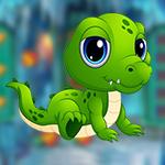 play Baby Crocodile Escape