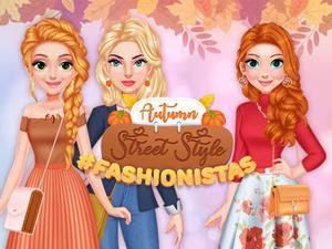 play Autumn Street Style #Fashionistas