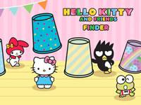play Hello Kitty And Friends Finder