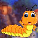 play Happy Caterpillar Escape
