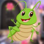 play Comic Grasshopper Escape