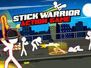 play Stick Warrior Action