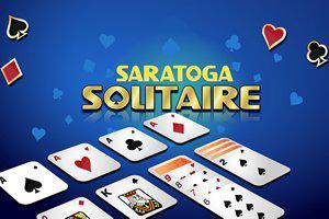 play Saratoga Solitaire
