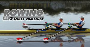 play Rowing 2 Sculls