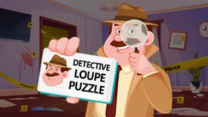 play Detective Loupe Puzzle