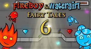 play Fireboy & Watergirl 6: Fairy Tales