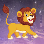play Cute Lion Escape