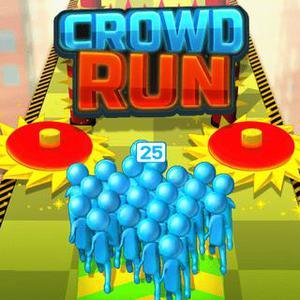 play Crowd Run 3D