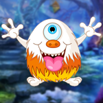 play Ugly Decrepit Creature Escape