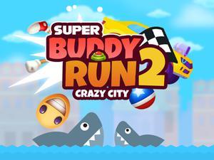 play Super Buddy Run 2 Crazy City