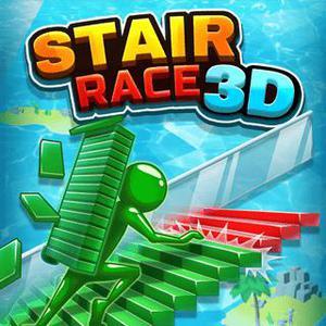 play Stair Race 3D