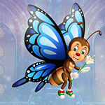 play Blue Butterfly Escape