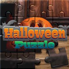 play Halloween Puzzle