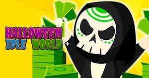 play Halloween Idle World