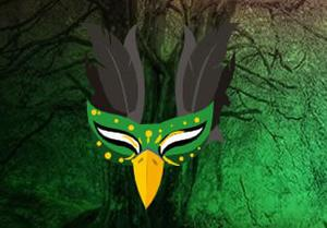 play Scary Mask Forest Escape